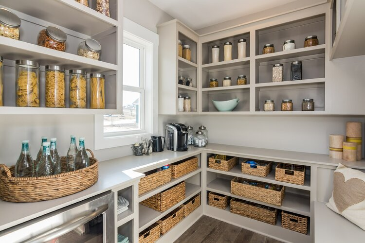 Benefits Of An Efficient Pantry